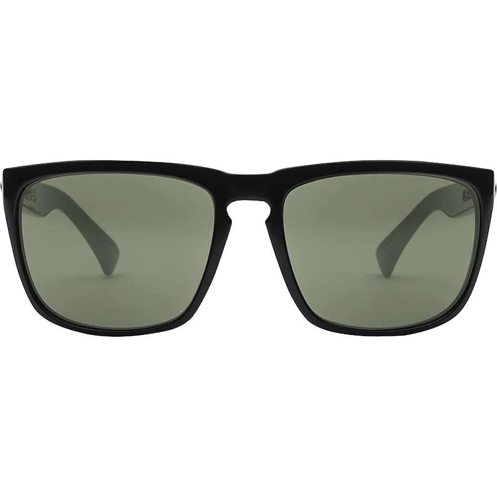 エレクトリック Electric ユニセックス メガネ・サングラス【Knoxville XL Polarized Sunglasses】Gloss Black / Ohm Polarized Grey