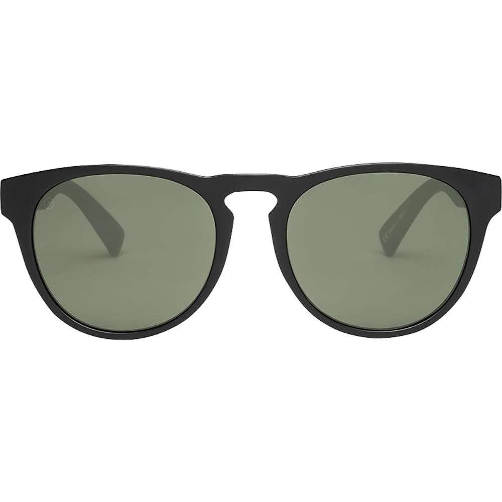 エレクトリック Electric ユニセックス メガネ・サングラス【Nashville Polarized Sunglasses】Matte Black / Ohm Polarized Grey