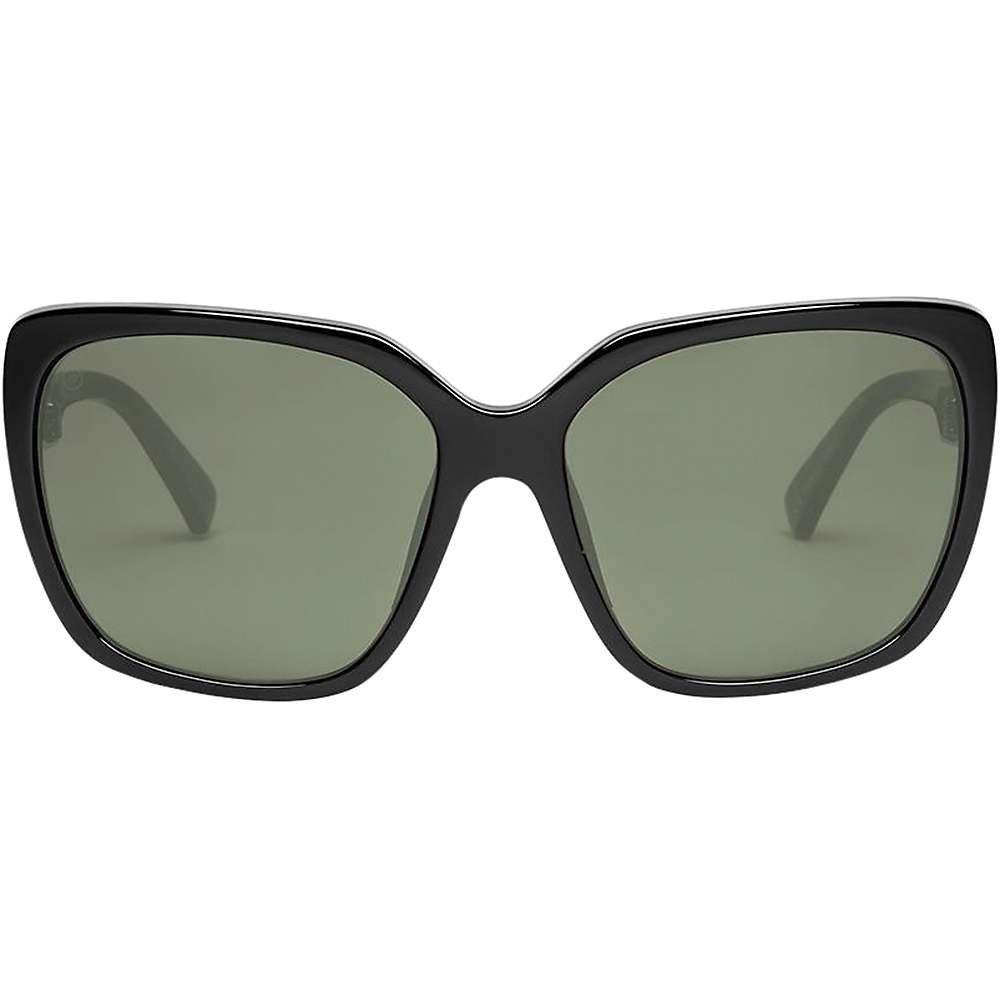 エレクトリック Electric ユニセックス メガネ・サングラス【Super Bee Polarized Sunglasses】Gloss Black / Ohm Polarized Grey