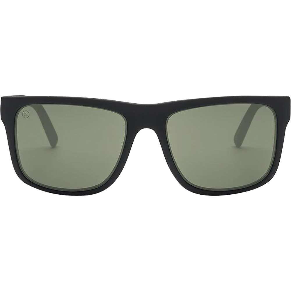 エレクトリック Electric ユニセックス メガネ・サングラス【Swingarm XL Sunglasses】Matte Black / Ohm Grey