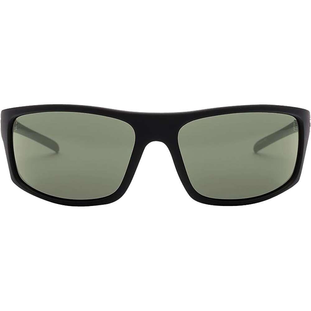 エレクトリック Electric ユニセックス スポーツサングラス【Tech One Polarized Sunglasses】Matte Black / Ohm Polarized Grey