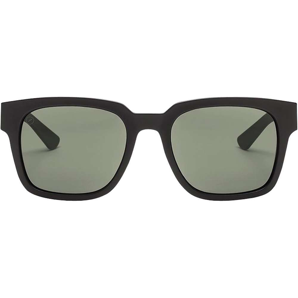 エレクトリック Electric ユニセックス メガネ・サングラス【Zombie S Polarized Sunglasses】Matte Black / Ohm Polarized Grey