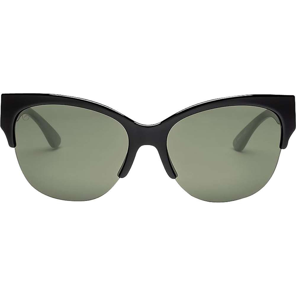 エレクトリック Electric ユニセックス メガネ・サングラス【Danger Cat Pro Polarized Sunglasses】Gloss Black / Ohm+ Polarized Grey