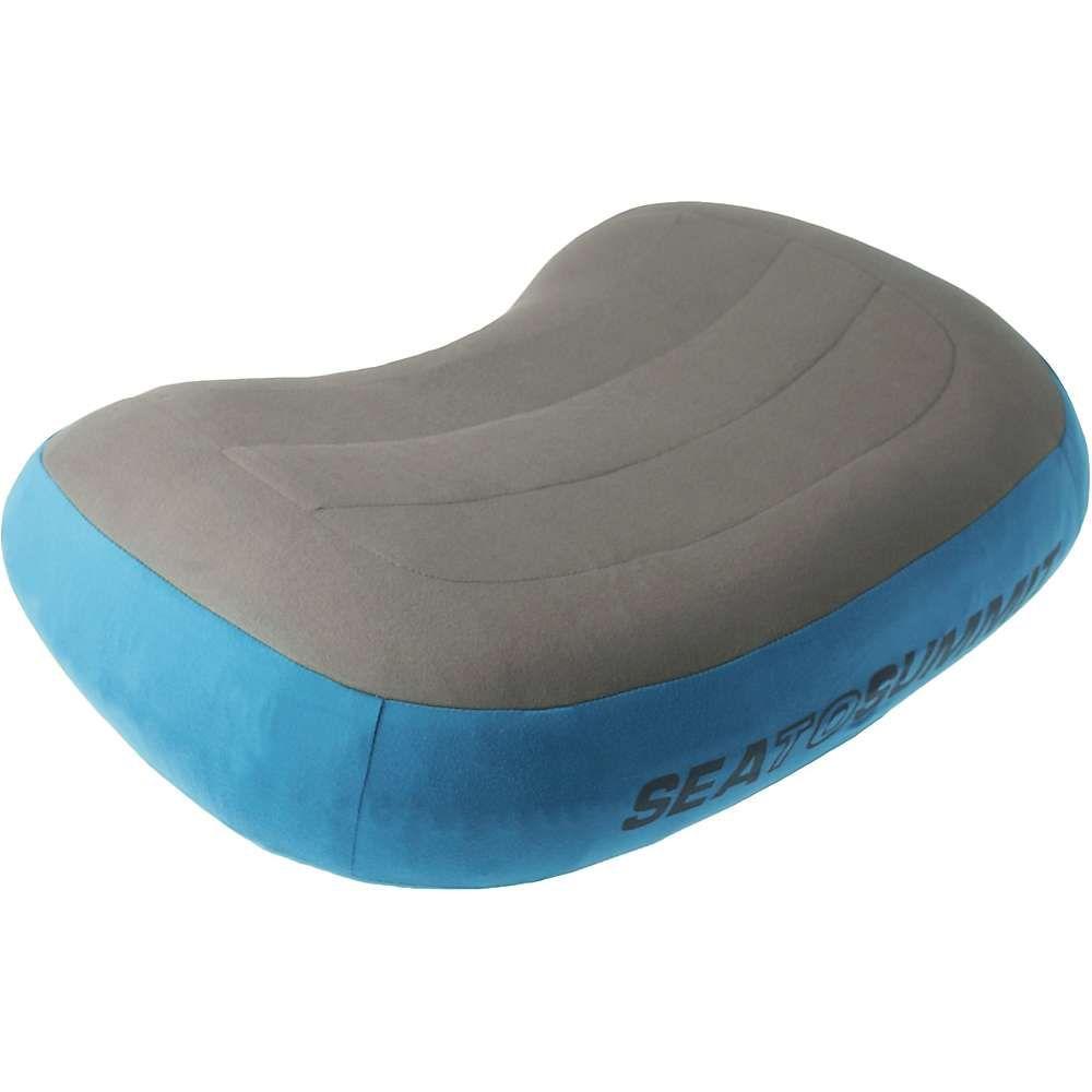 【超特価】 シー トゥ ユニセックス サミット Sea to Summit ユニセックス to ハイキング Summit・登山【Aeros Premium Pillow】Blue, ワダムラ:e2c5b3da --- canoncity.azurewebsites.net