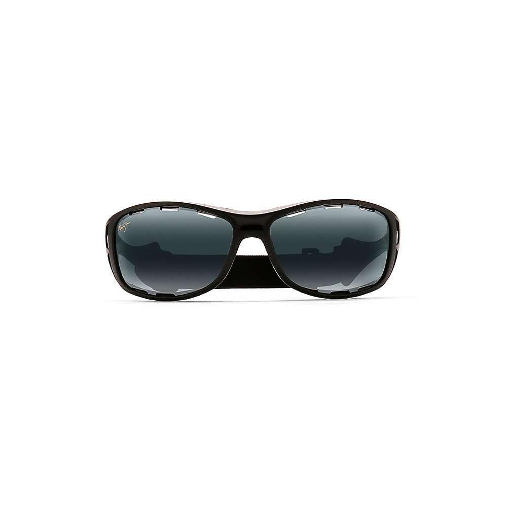 代引き手数料無料 マウイジム Maui Jim メンズ スポーツサングラス マウイジム【Waterman Polarized Grey Sunglasses Polarized】Matte Black/ Neutral Grey, キビグン:a339f567 --- canoncity.azurewebsites.net