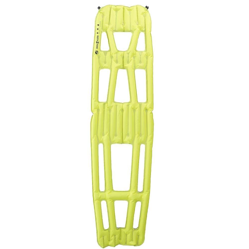 クライミット Klymit ユニセックス ハイキング・登山【Inertia X Frame Sleeping Pad】Yellow / Gray