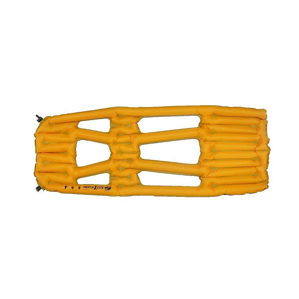 クライミット Klymit ユニセックス ハイキング・登山【Inertia X Lite Sleeping Pad】Orange / Grey