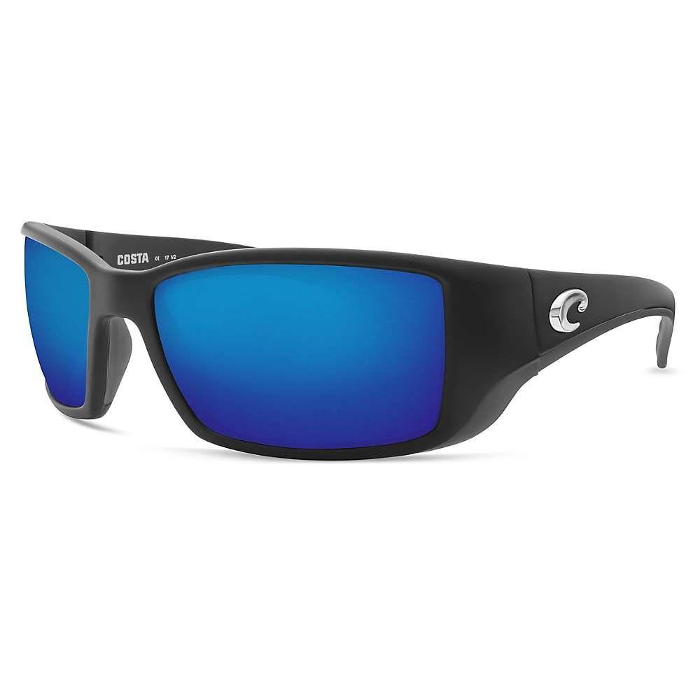 使い勝手の良い コスタデルメール Costa Del Mar メンズ スポーツサングラス【Blackfin Polarized Sunglasses】Black/Blue P, コトオカマチ d37824af