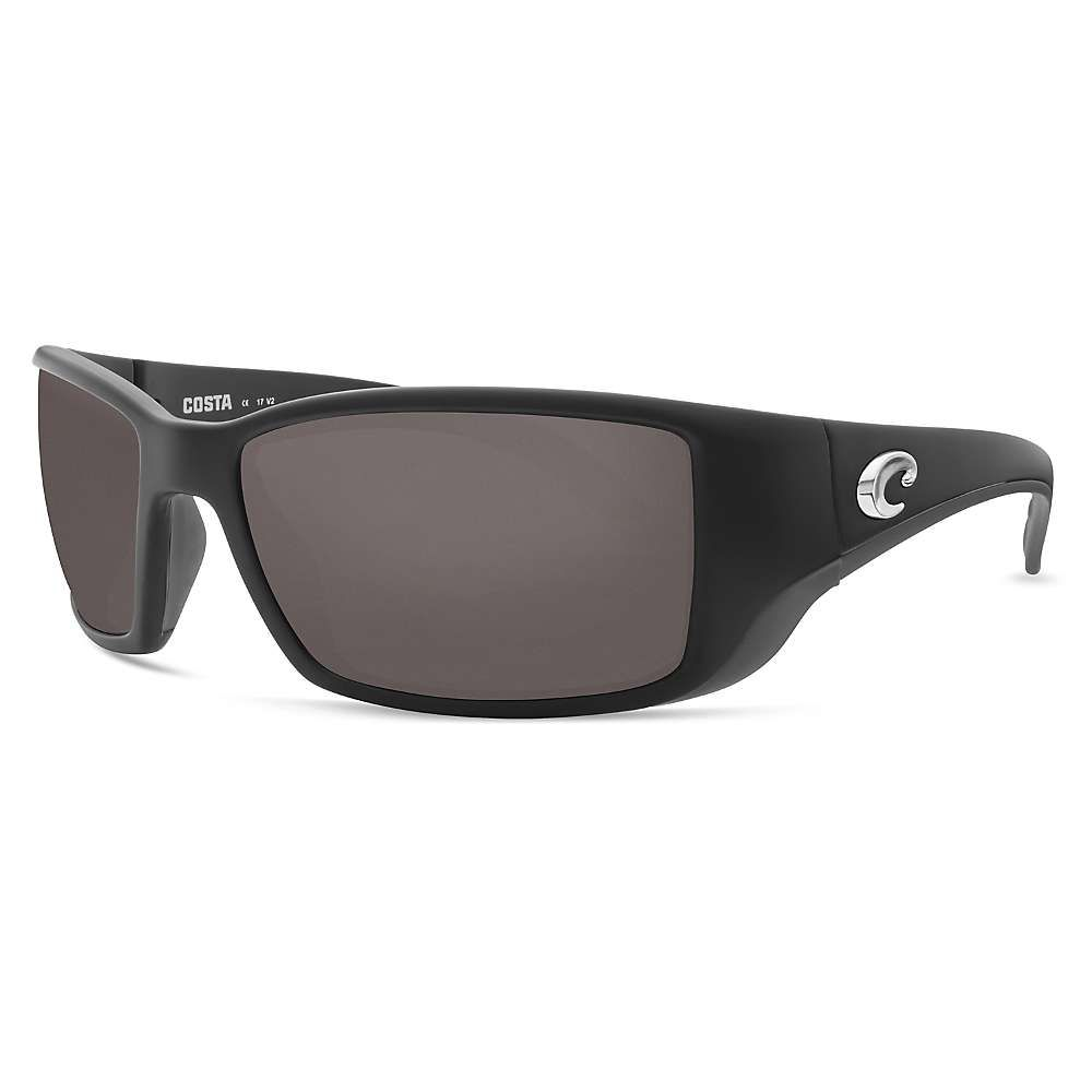新作 コスタデルメール Polarized Costa Del Del Mar メンズ スポーツサングラス【Blackfin Glass Polarized Sunglasses】Black/Gray Glass W, スカート屋服想くらぶ:f8e555fa --- clftranspo.dominiotemporario.com