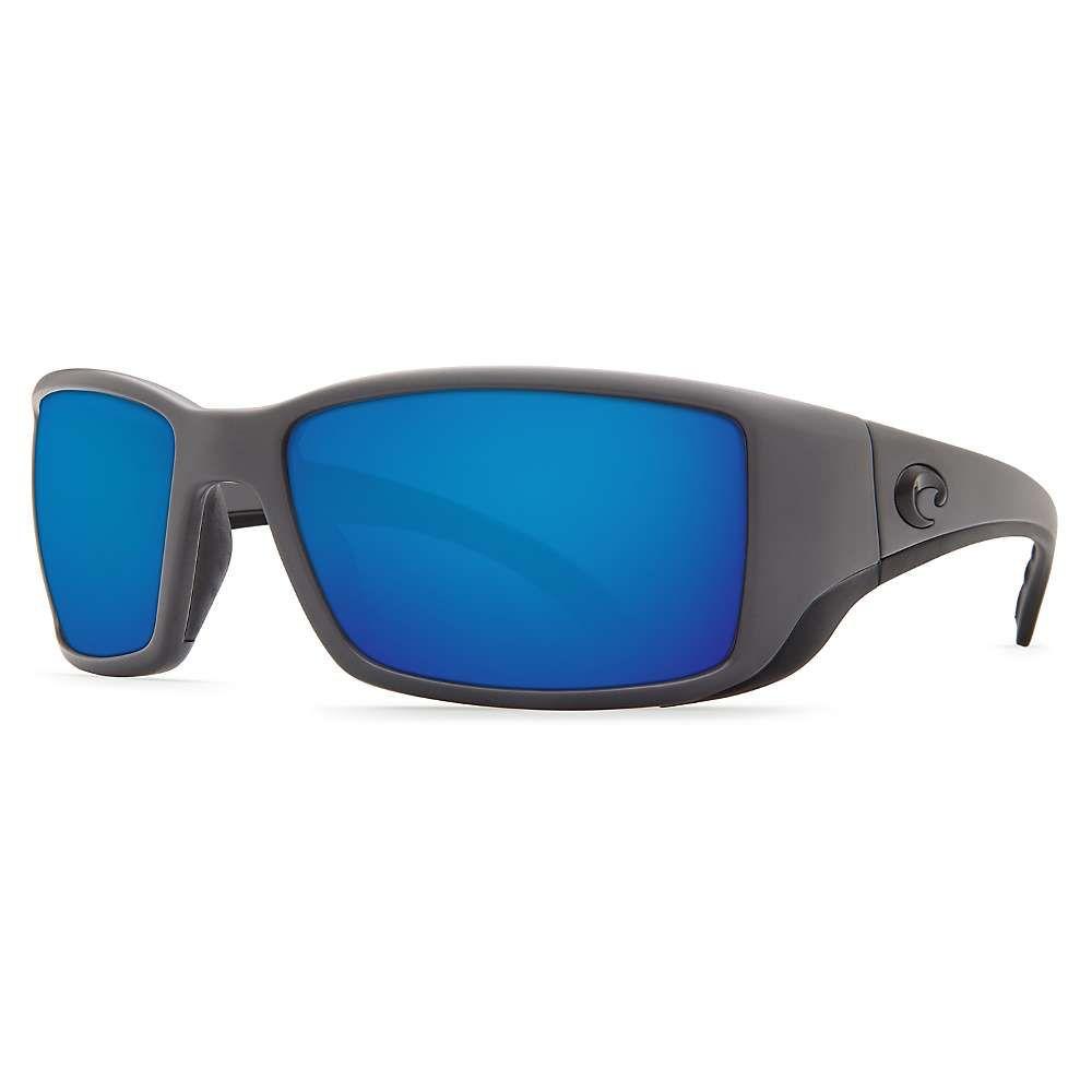 コスタデルメール Costa Del Mar メンズ スポーツサングラス【Blackfin Polarized Sunglasses】Gray/Blue P