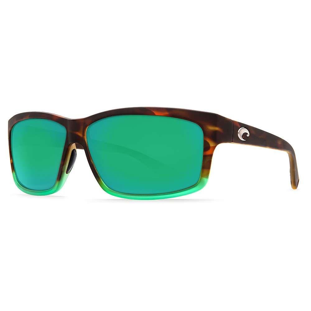 コスタデルメール Costa Del Mar ユニセックス メガネ・サングラス【Cut Polarized Sunglasses】Tortuga Fade/Green W