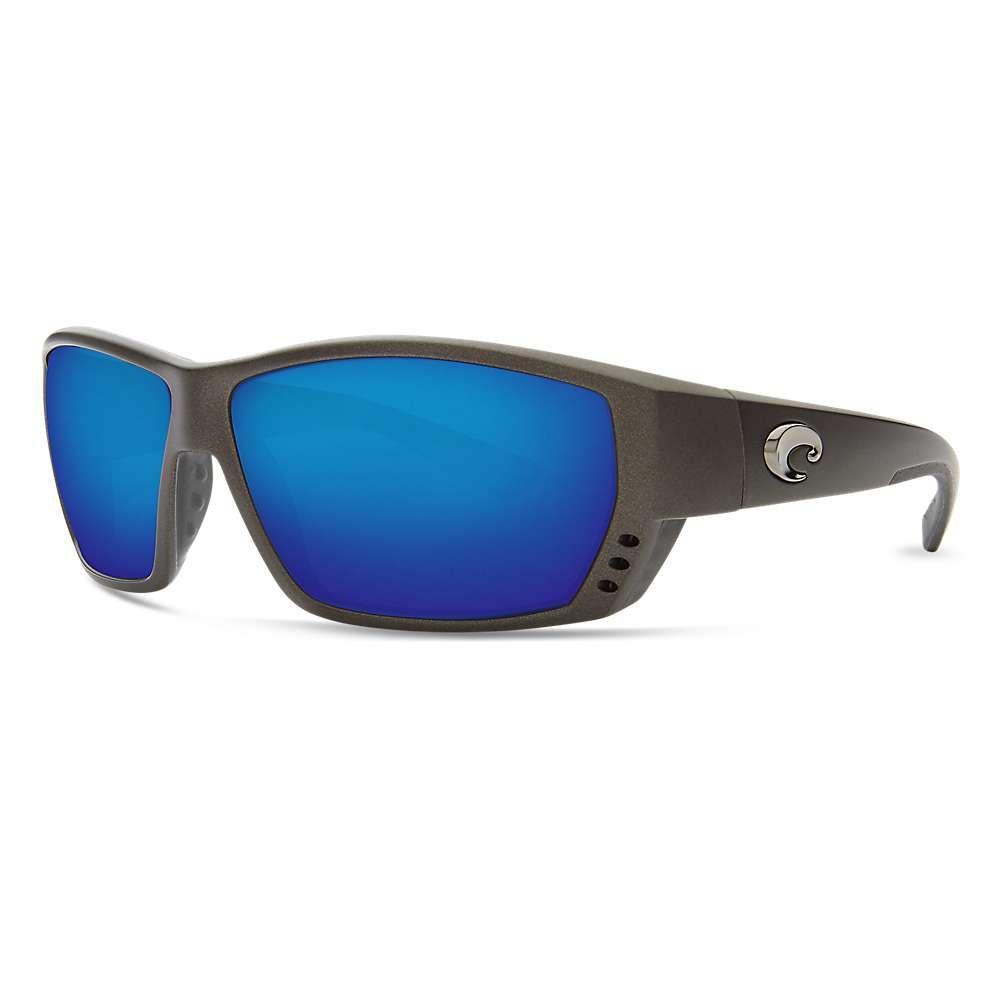 【在庫処分大特価!!】 コスタデルメール Costa Mar Del Mar メンズ スポーツサングラス メンズ【Tuna Alley P Polarized Sunglasses】Steel Gray Metallic/Blue P, ロムスポーツ:209dce55 --- clftranspo.dominiotemporario.com