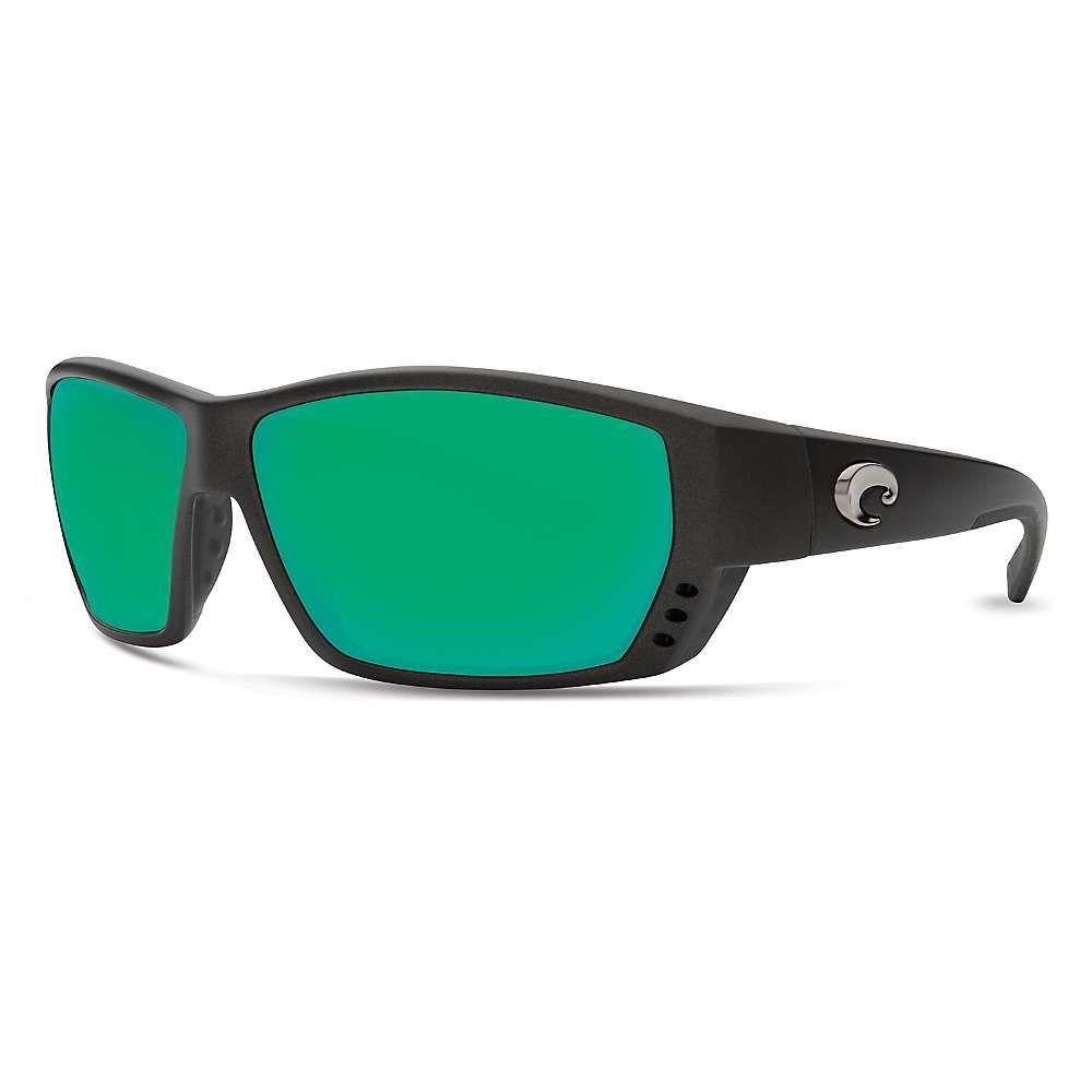 【正規販売店】 コスタデルメール Costa Del Del Mar Polarized メンズ スポーツサングラス【Tuna Gray Alley Polarized Sunglasses】Steel Gray Metallic/Green P, PEN AND PAGE MARUYOSHI:81865e30 --- bibliahebraica.com.br