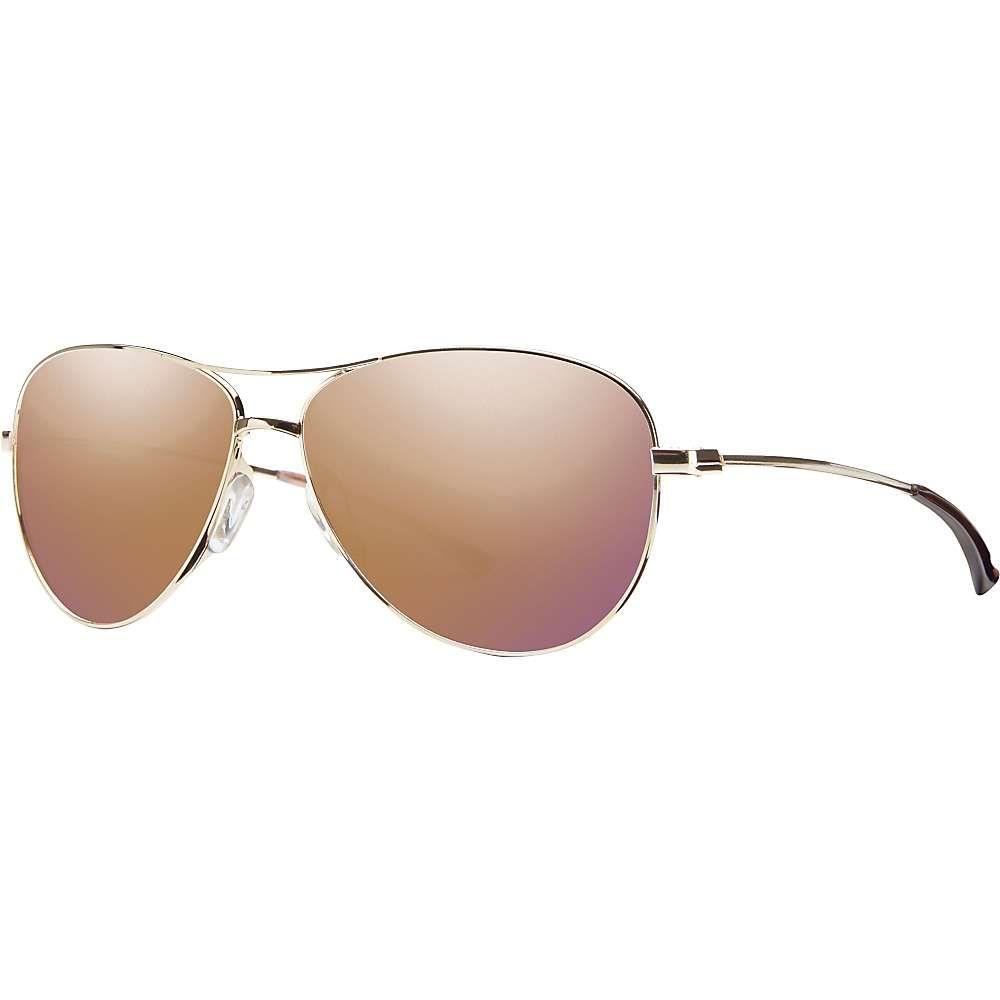 スミス Smith レディース メガネ・サングラス【Langley Sunglasses】Gold / Rose Gold Mirror