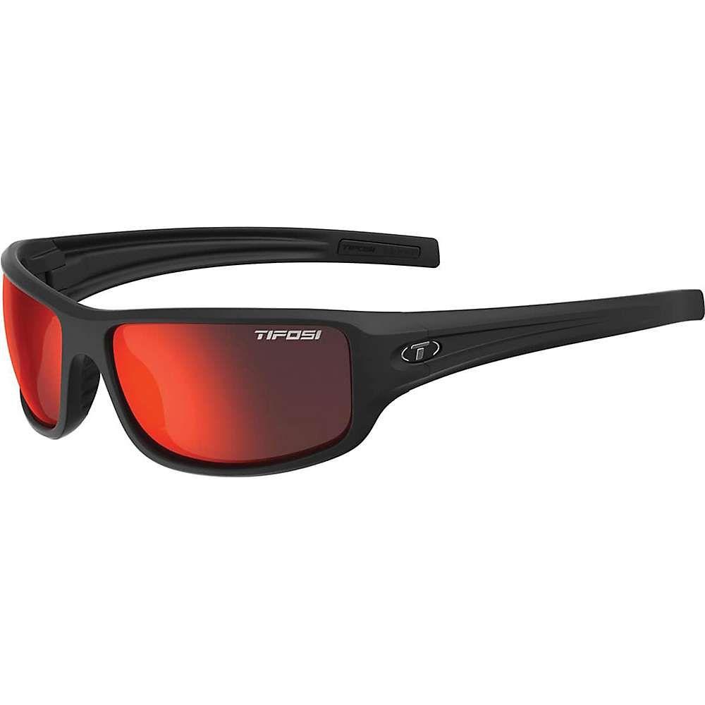 ティフォージ Tifosi Optics メンズ スポーツサングラス【Tifosi Bronx Polarized Sunglasses】Matte Black