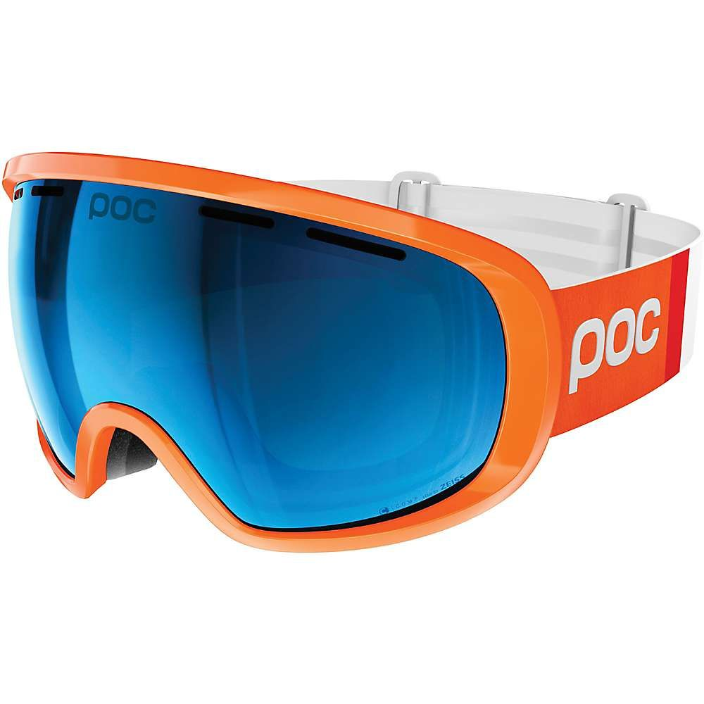 【即納!最大半額!】 ピーオーシー POC Sports ゴーグル【Fovea ユニセックス Blue Sports スキー・スノーボード ゴーグル【Fovea Clarity Comp Goggle】Zink Orange/ Spektris Blue, ARTPHERE(アートフィアー)E-SHOP:99141653 --- konecti.dominiotemporario.com