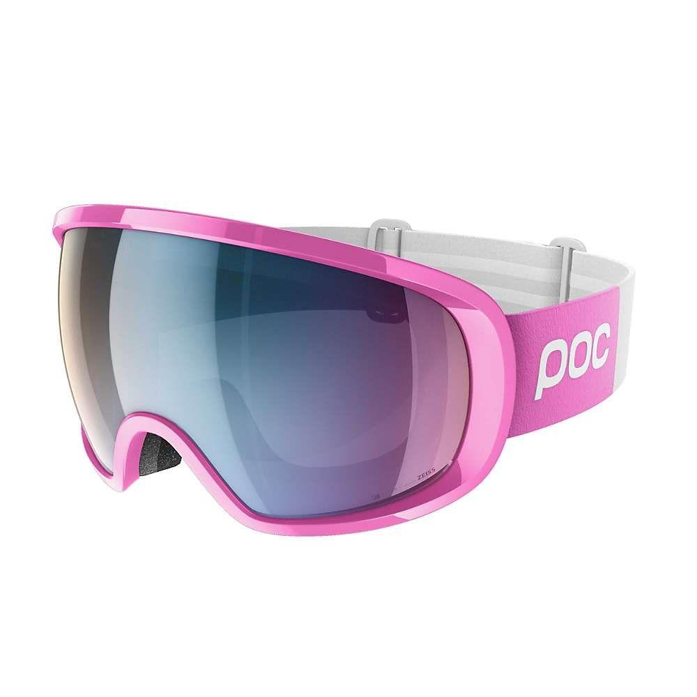 ピーオーシー POC Sports ユニセックス スキー・スノーボード ゴーグル【Fovea Clarity Comp Goggle】Actinium Pink/Spektris Pink