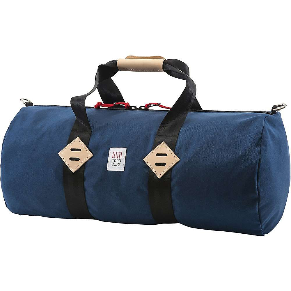 トポ デザイン Topo Designs ユニセックス バッグ ボストンバッグ・ダッフルバッグ【Classic Duffel Bag】Dark Navy