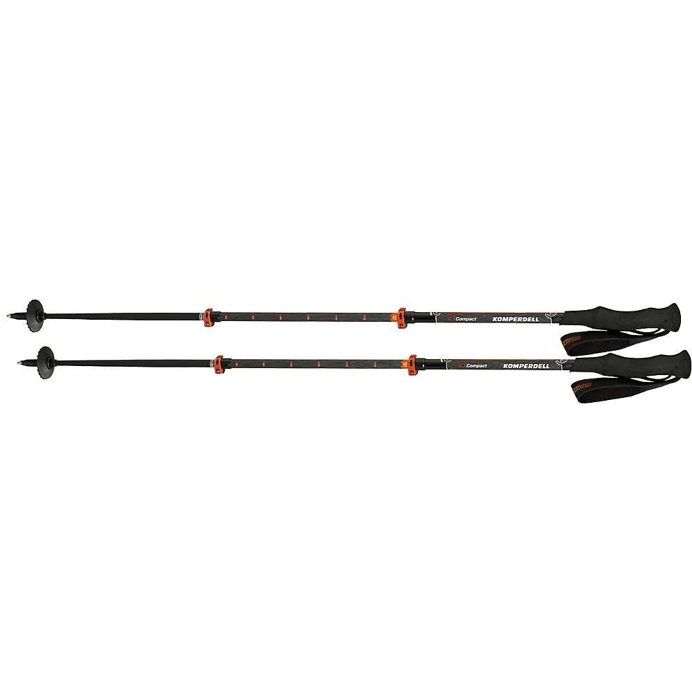 コンパーデル Komperdell ユニセックス ハイキング・登山【C3 Carbon Powerlock Compact Trekking Poles】