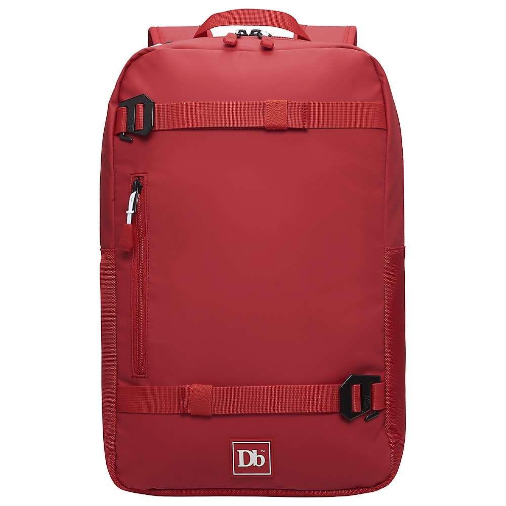 デューシュバッグス DoucheBags ユニセックス バッグ バックパック・リュック【Douchebags Scholar Backpack】Scarlet Red