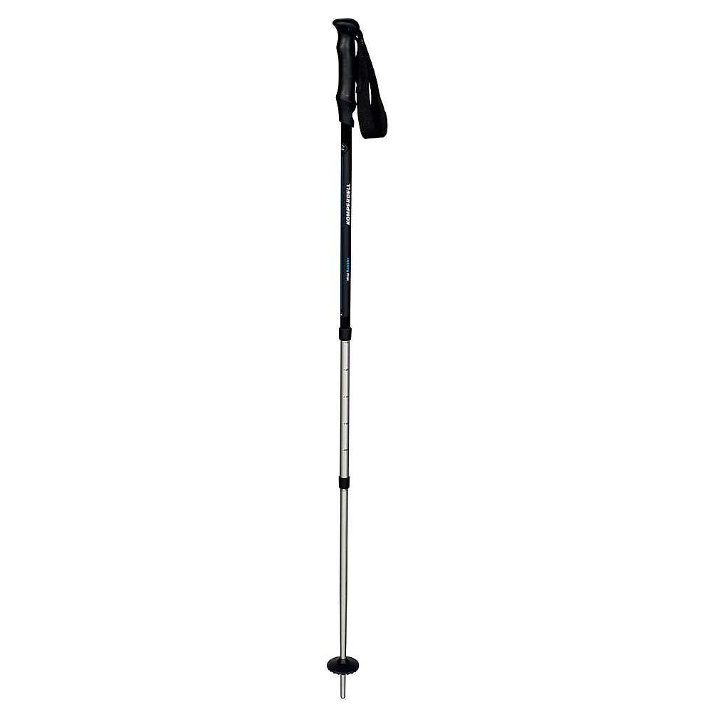 コンパーデル Komperdell ユニセックス ハイキング・登山【Wild Rambler Trekking Pole】Black / Blue