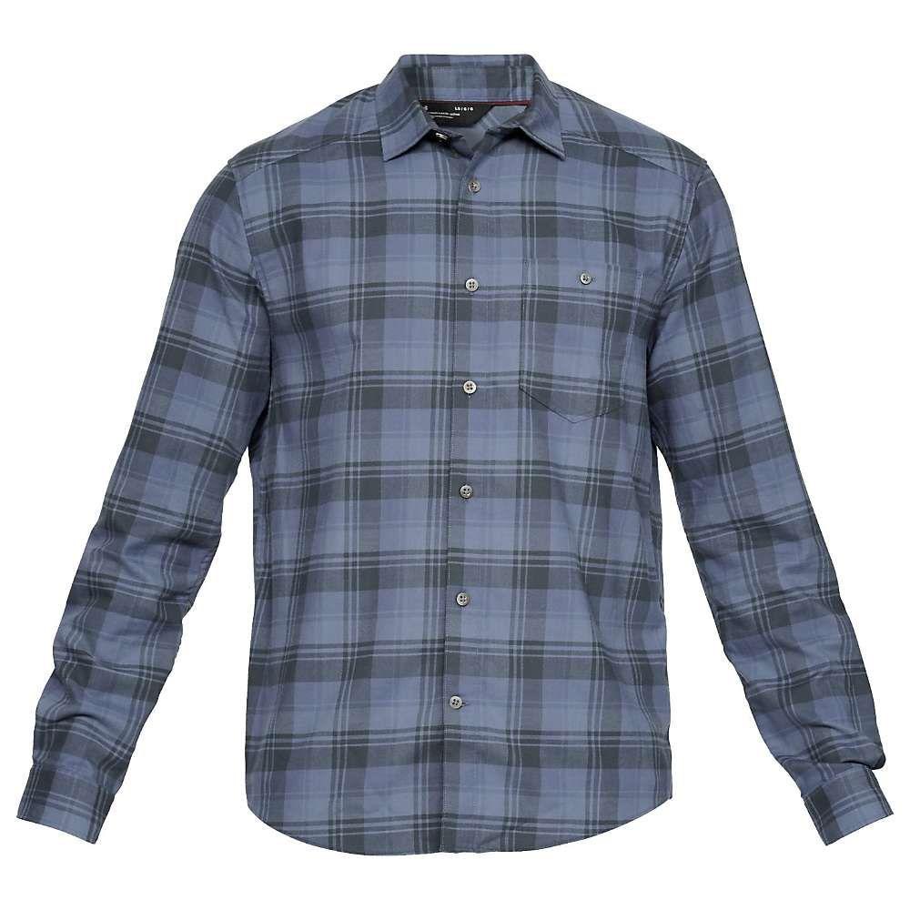 【激安】 アンダーアーマー Under Utility Armour メンズ ハイキング・登山 Flannel トップス【Tradesman メンズ Flannel Shirt】Utility Blue/ Utility Blue, カジュアルクロージング With:2772871b --- canoncity.azurewebsites.net