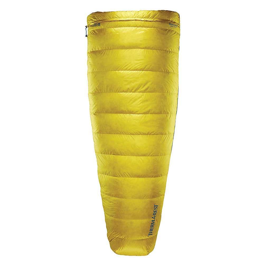 サーマレスト Thermarest メンズ ハイキング・登山【Therm-a-Rest Ohm 32 UL Hoodless Sleeping Bag】Larch