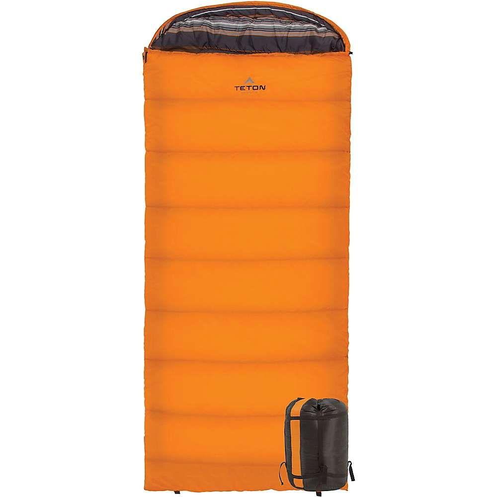 ティトンスポーツ Teton Sports ユニセックス ハイキング・登山【Celsius Regular -18C / 0F Sleeping Bag】Orange