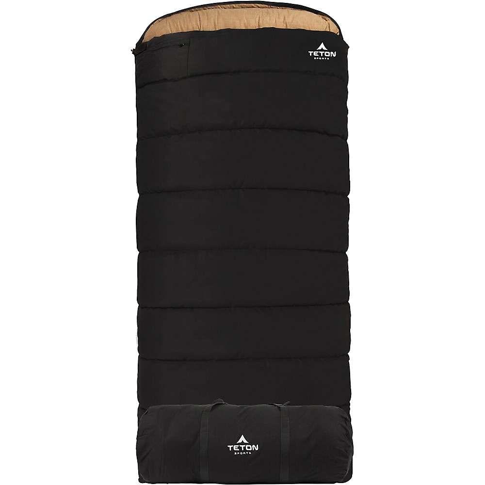 ティトンスポーツ Teton Sports ユニセックス ハイキング・登山【Deer Hunter -35F Sleeping Bag】Black
