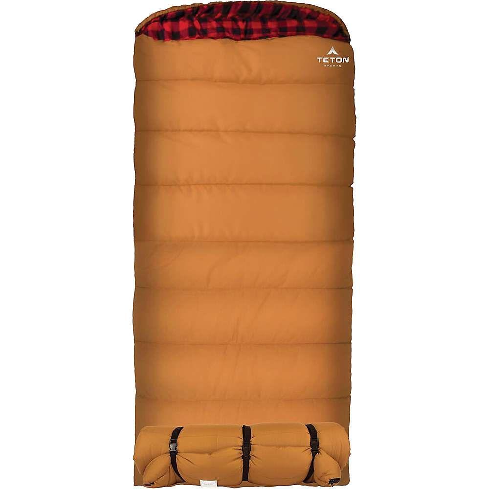 ティトンスポーツ Teton Sports ユニセックス ハイキング・登山【Deer Hunter 0F Sleeping Bag】Brown