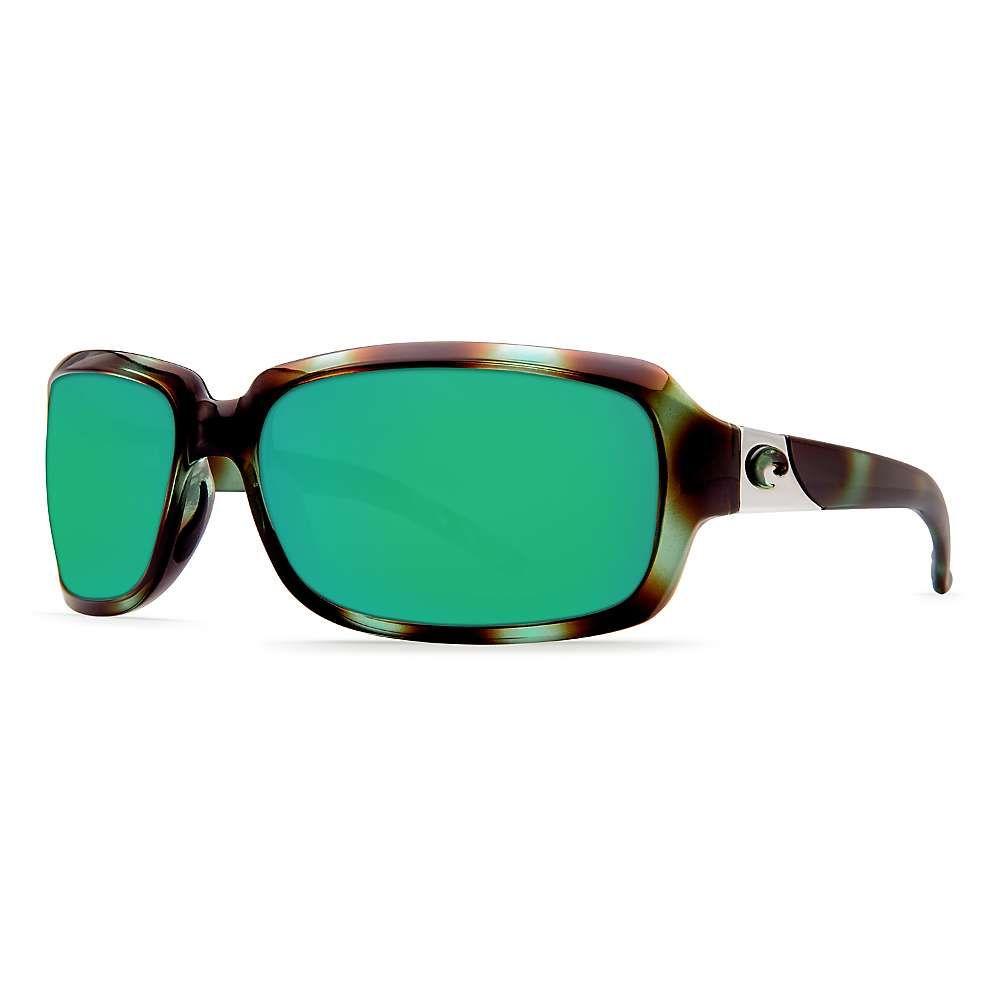 コスタデルメール Costa Del Mar レディース メガネ・サングラス【Isabela Polarized Sunglasses】Seagrass/Green P