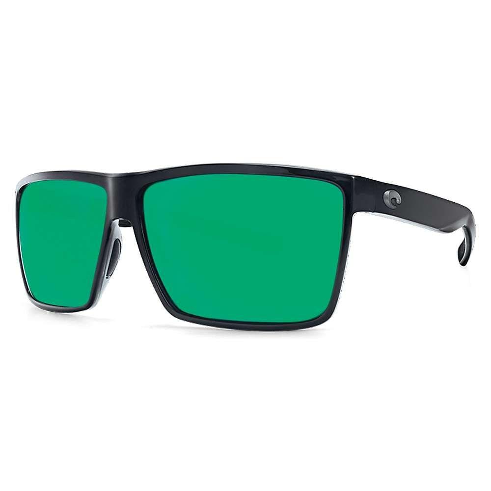 コスタデルメール Costa Del Mar メンズ メガネ・サングラス【Rincon Polarized Sunglasses】Black/Green P