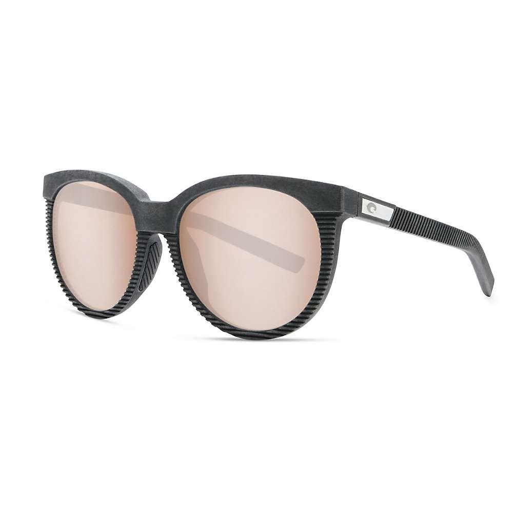 コスタデルメール Costa Del Mar レディース メガネ・サングラス【Victoria Polarized Sunglasses】Net Gray/Black/Copper G