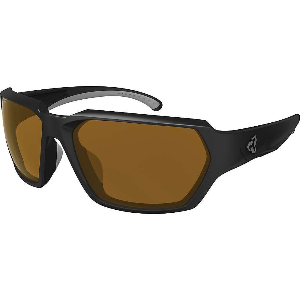 ライダーズ アイウェア Ryders Eyewear ユニセックス スポーツサングラス【Face Sunglasses - Anti-Fog】Matte Black / Brown