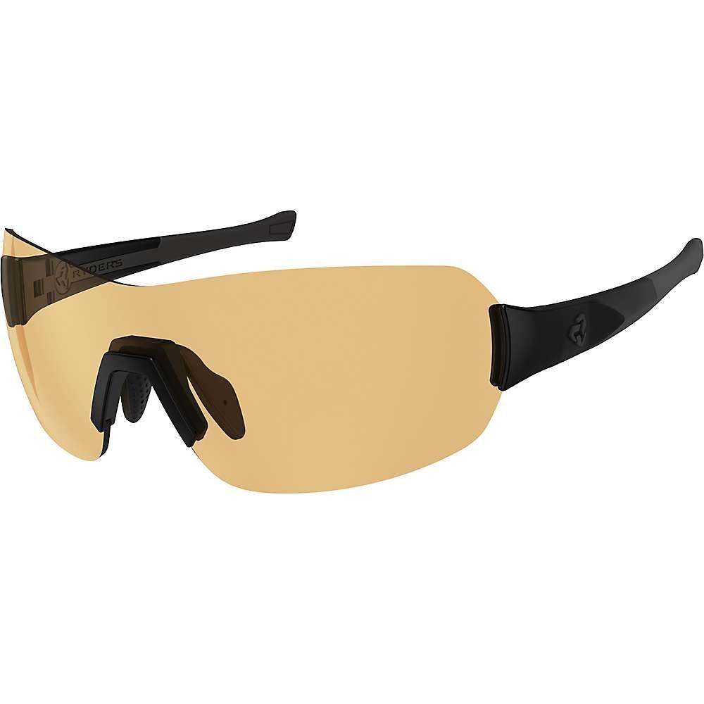 ライダーズ アイウェア Ryders Eyewear ユニセックス スポーツサングラス【Pace Velo Polarized Sunglasses - Anti-Fog】Black / Grey / Amber