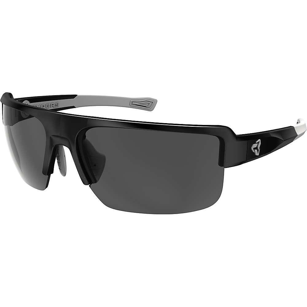ライダーズ アイウェア Ryders Eyewear ユニセックス スポーツサングラス【Seventh Sunglasses - Anti-Fog】Black / Grey / Grey