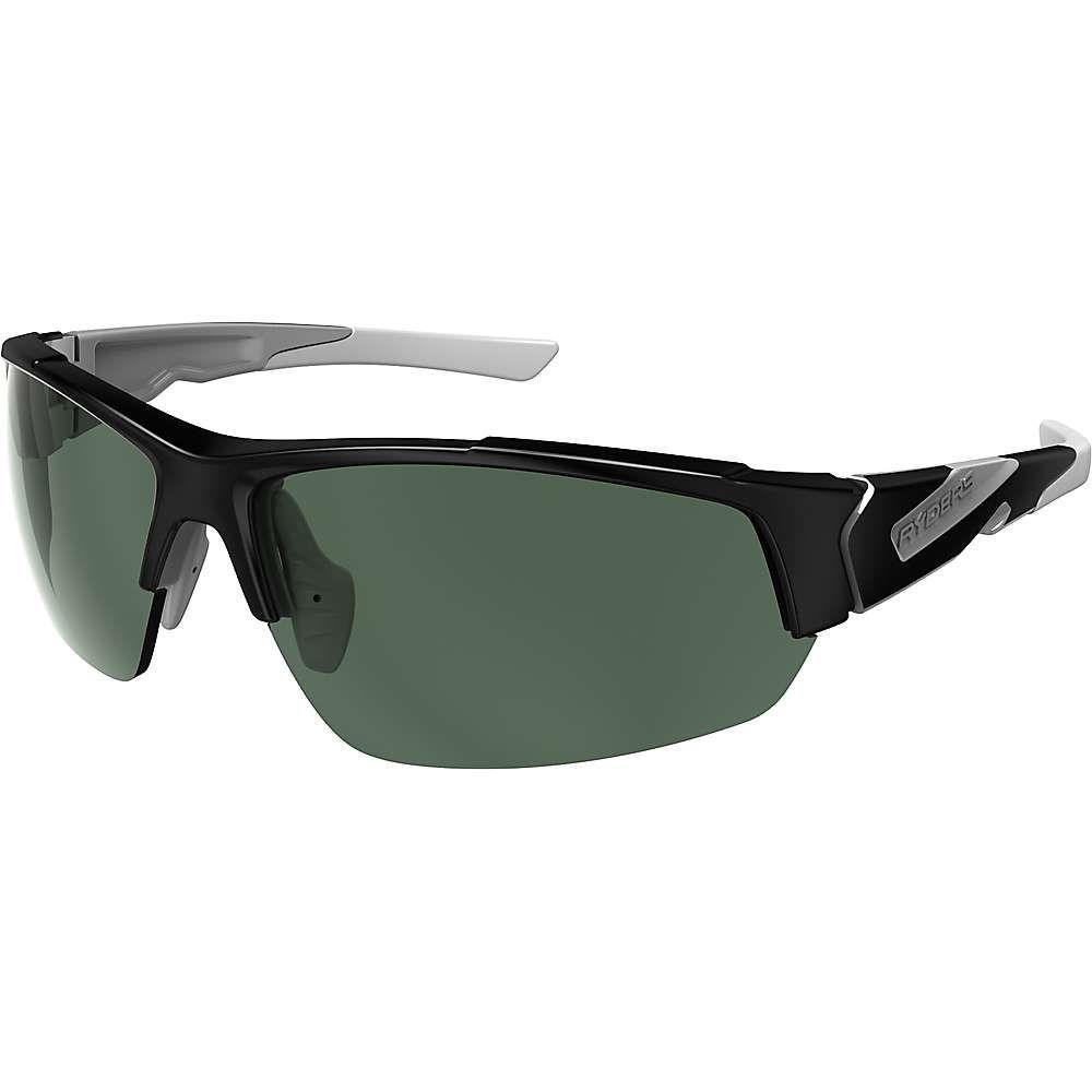 ライダーズ アイウェア Ryders Eyewear ユニセックス スポーツサングラス【Strider Velo Polarized Sunglasses - Anti-Fog】Black / Grey / Green