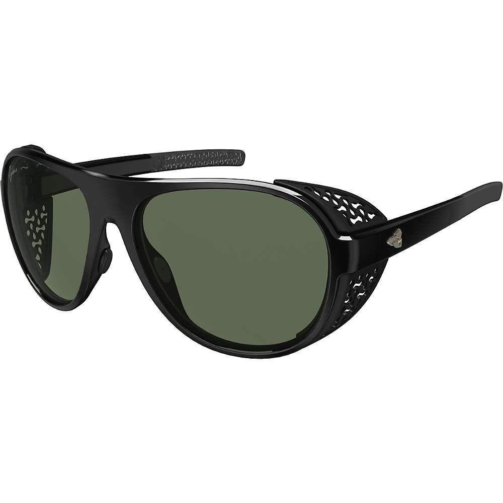 ライダーズ アイウェア Ryders Eyewear ユニセックス スポーツサングラス【Hazel Kolorup Sunglasses】Black / Green