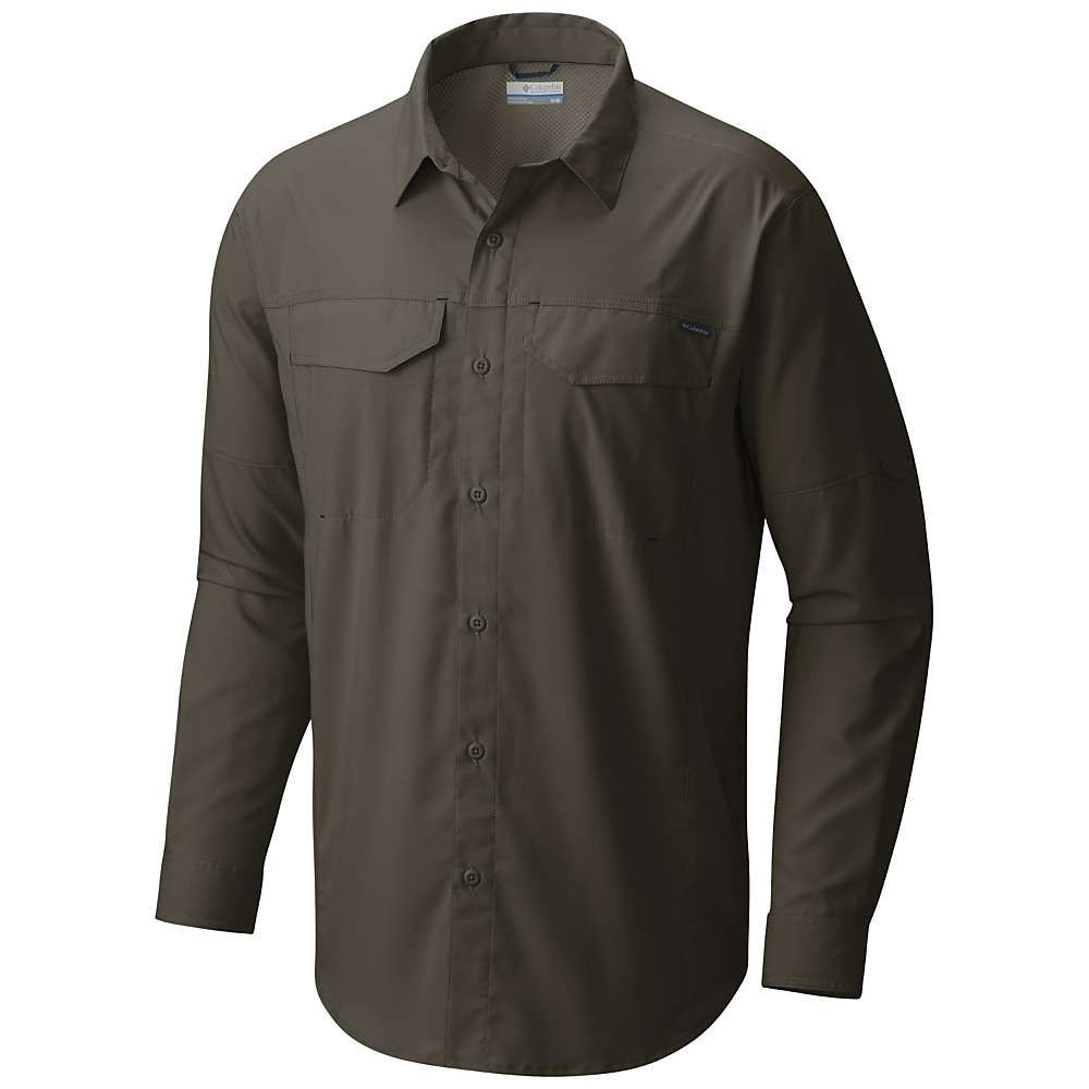 特価 コロンビア Columbia Ridge メンズ ハイキング Columbia・登山 トップス Long【Silver Ridge Lite Long Sleeve Shirt】Peatmoss, 防音インテリア ピアリビング:105a3409 --- bibliahebraica.com.br