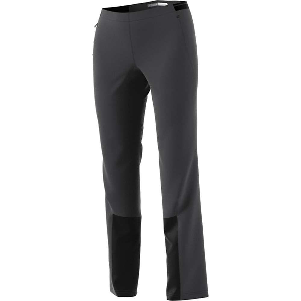 アディダス Adidas レディース ハイキング・登山 ボトムス・パンツ【Mountain Flash Pant】Carbon
