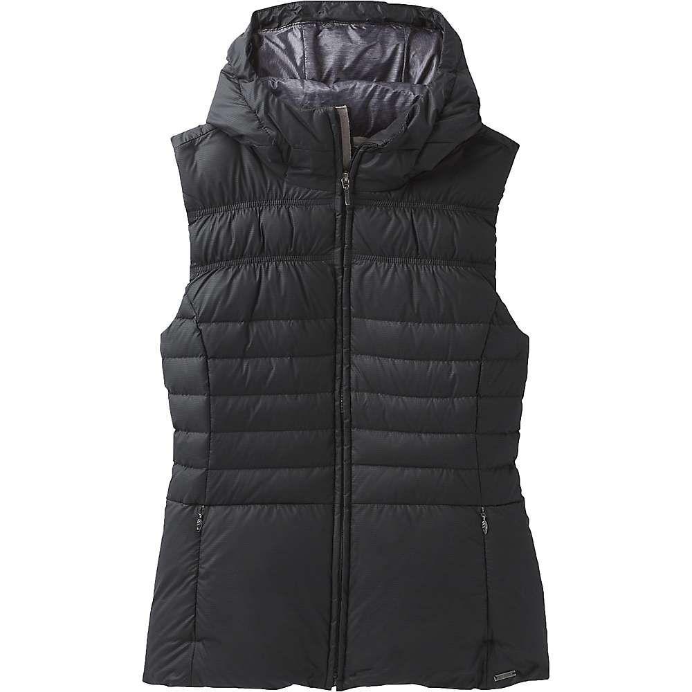 プラーナ Prana レディース トップス ベスト・ジレ【Miska Vest】Black