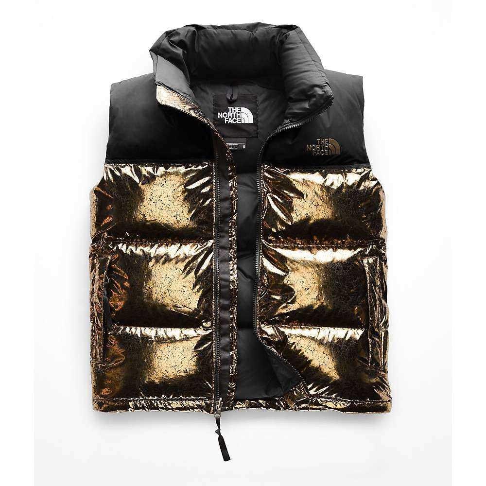 ザ ノースフェイス The North Face レディース トップス ベスト・ジレ【1996 Retro Nuptse Vest】Metallic Copper