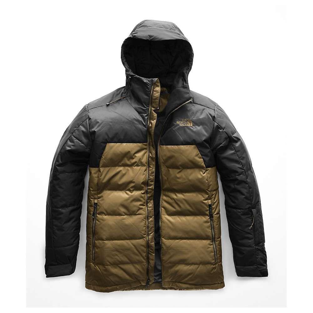 ザ ノースフェイス The North Face メンズ スキー・スノーボード アウター【Gatebreak Down Jacket】Beech Green / TNF Black