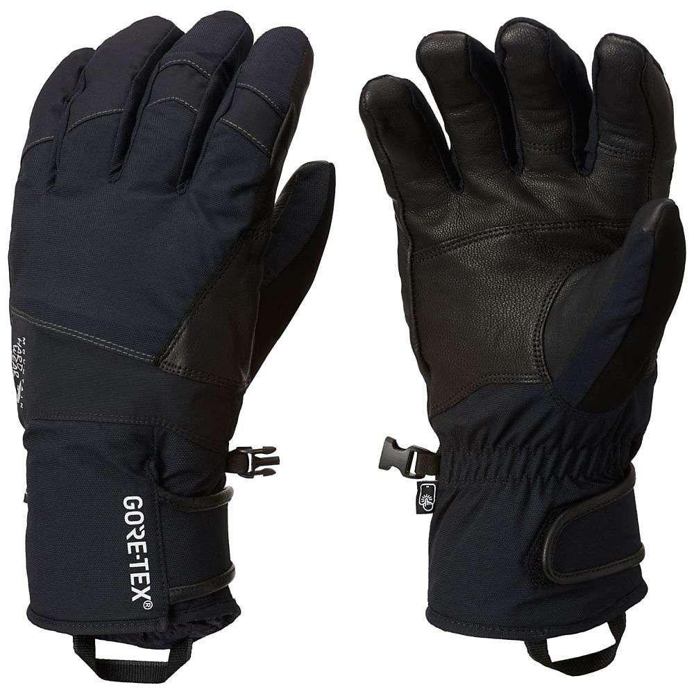 海外ブランド  マウンテンハードウェア Glove】Black Mountain Hardwear メンズ Hardwear スキー・スノーボード グローブ【Superbird メンズ GTX Glove】Black, セブンモール:8d11dc3f --- konecti.dominiotemporario.com