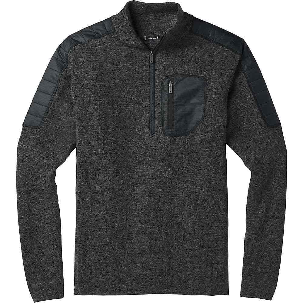 スマートウール Smartwool メンズ ハイキング・登山 トップス【Ski Ninja Half Zip Sweater】Medium Grey Heather