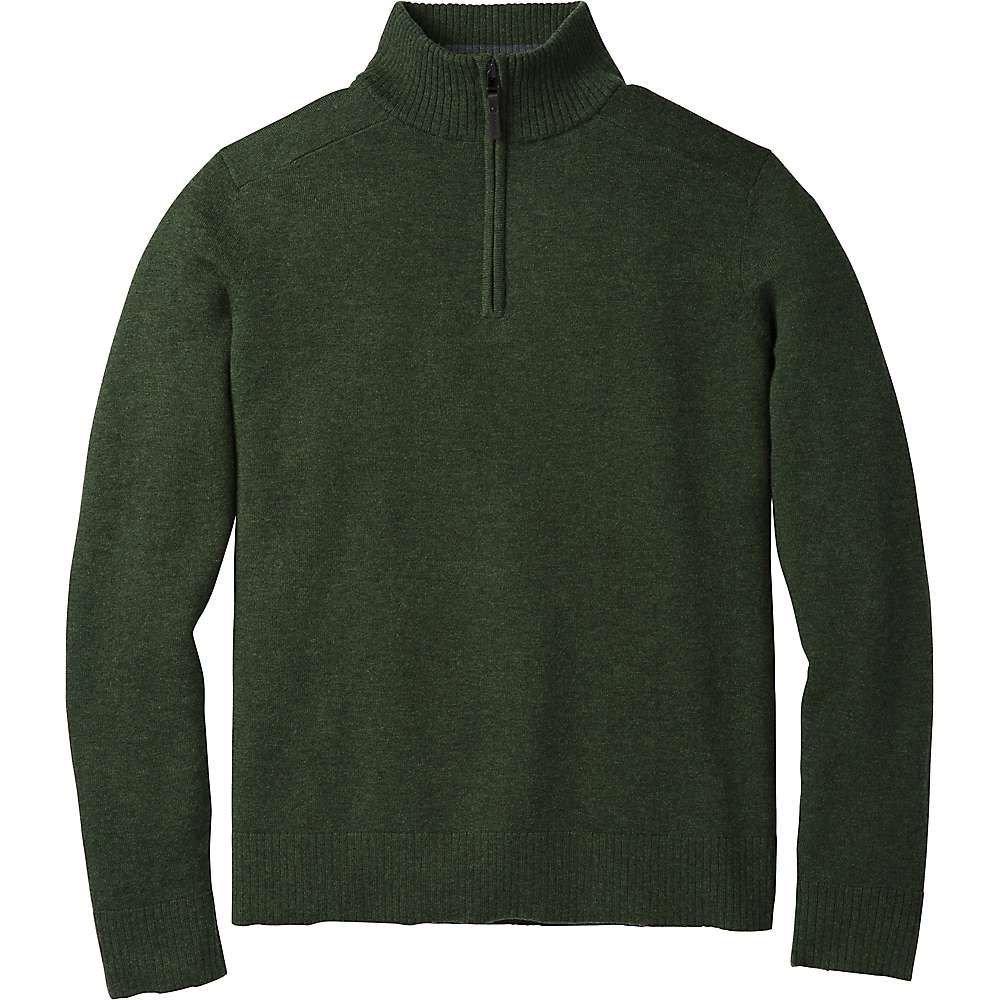 スマートウール Smartwool メンズ ハイキング・登山 トップス【Sparwood Half Zip Sweater】Scarab Heather