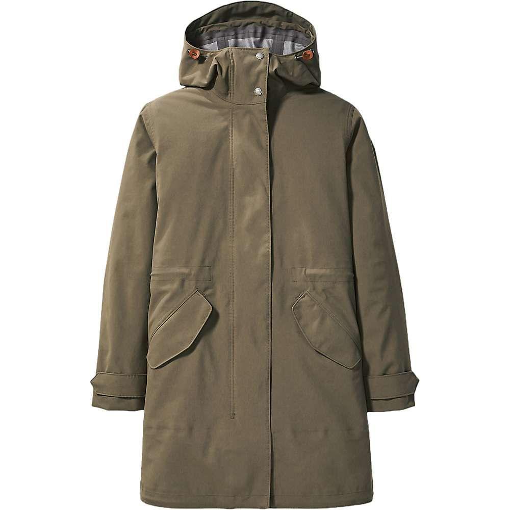 フィルソン Filson レディース アウター レインコート【Tamarack Rain Shell Jacket】Marsh Olive