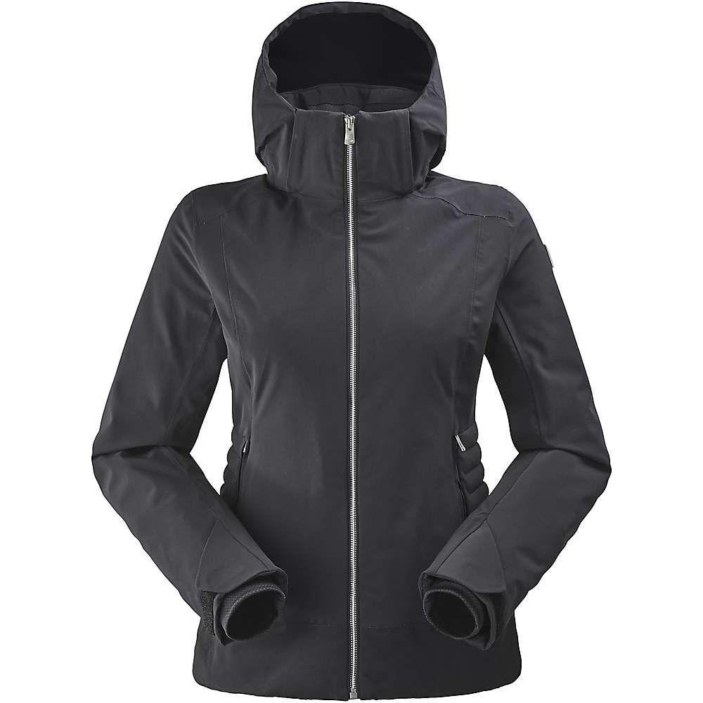 アイダー Eider レディース スキー・スノーボード アウター【Squaw Valley 2.0 Jacket】Black - Noir