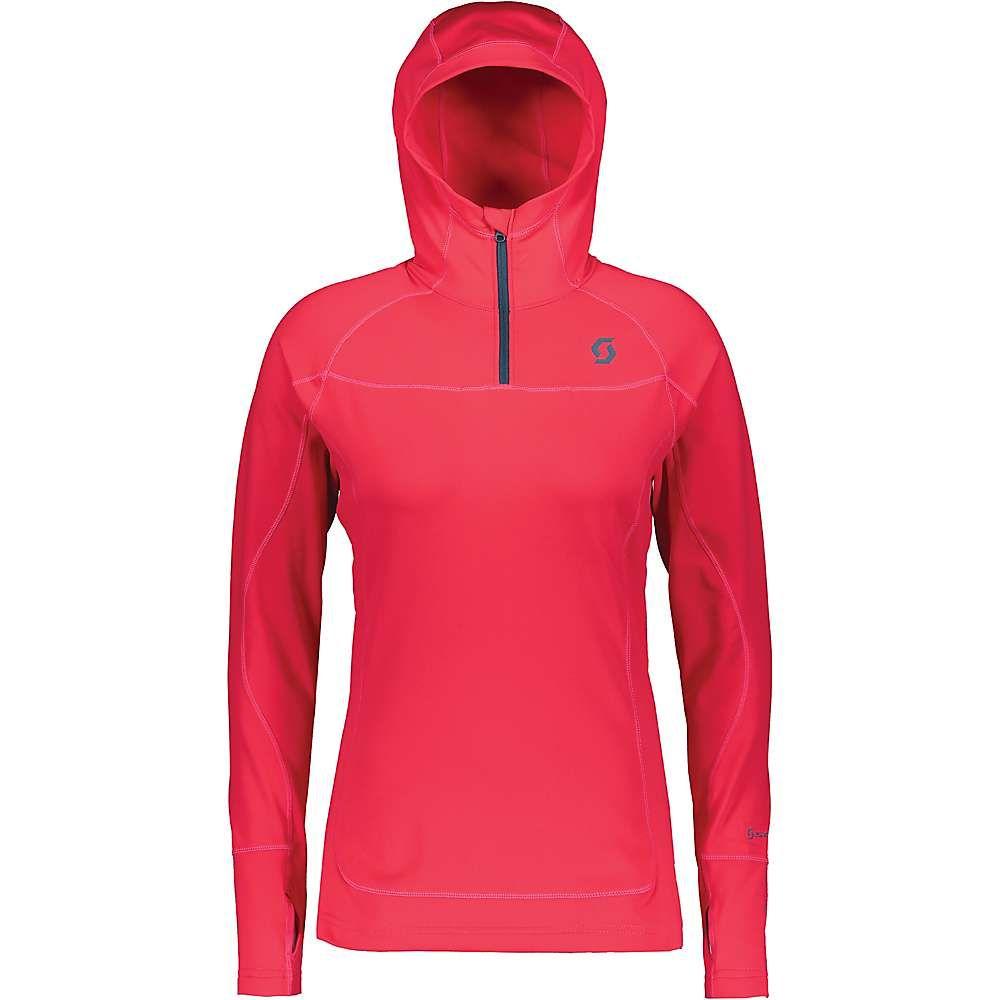 スコット Scott USA レディース ハイキング・登山 トップス【Defined Mid Pullover】Hibiscus Red