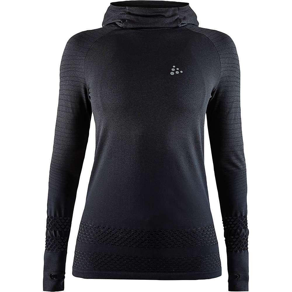 品多く クラフト Craft Core Sportswear Top】Black レディース ハイキング・登山 トップス Melange【Craft Core FuseKnit Hood LS Top】Black Melange, Lagrima:44af1723 --- canoncity.azurewebsites.net